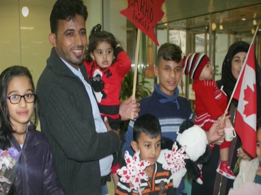 7 Syrian refugee children die in Canadian house fire