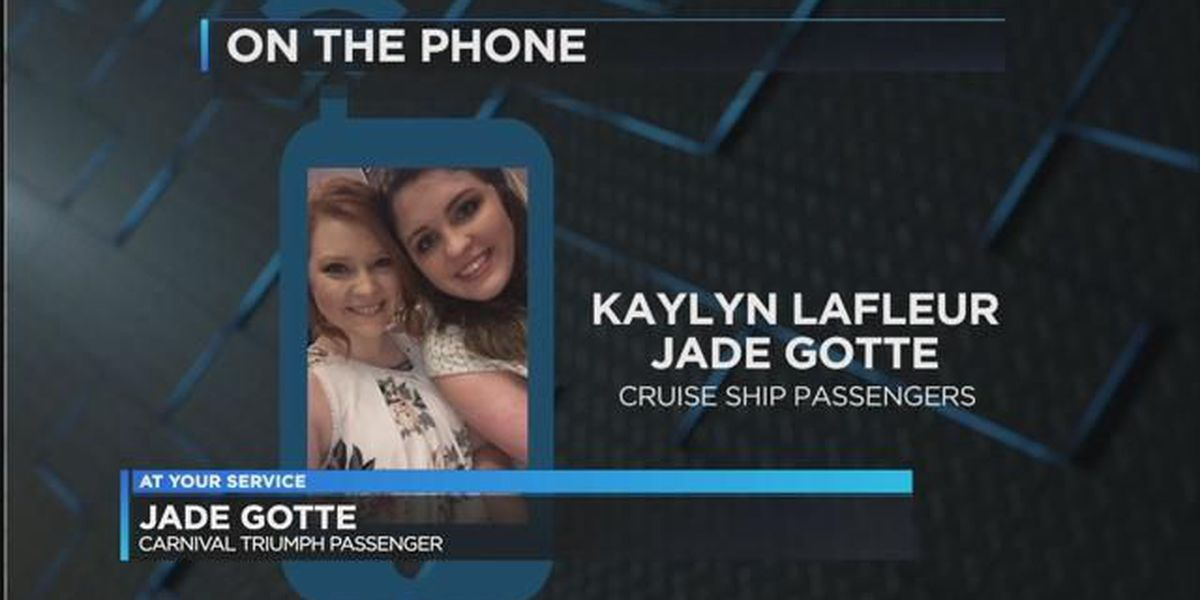 Vacationers discuss cruise on which woman went missing
