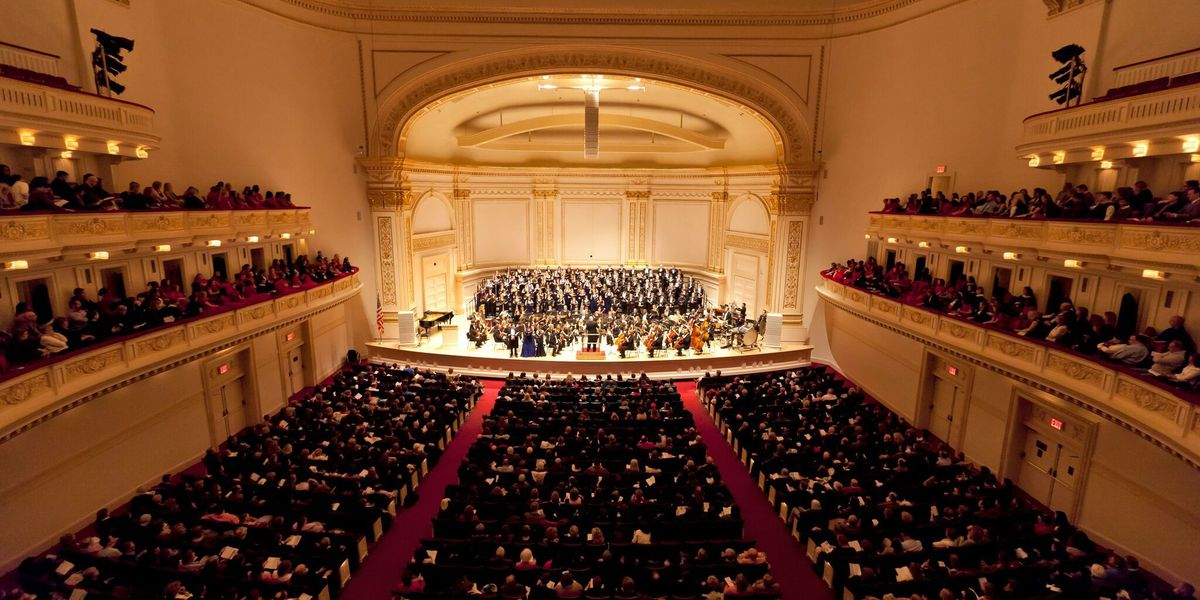 Lake Charles church choir invited to perform at Carnegie Hall