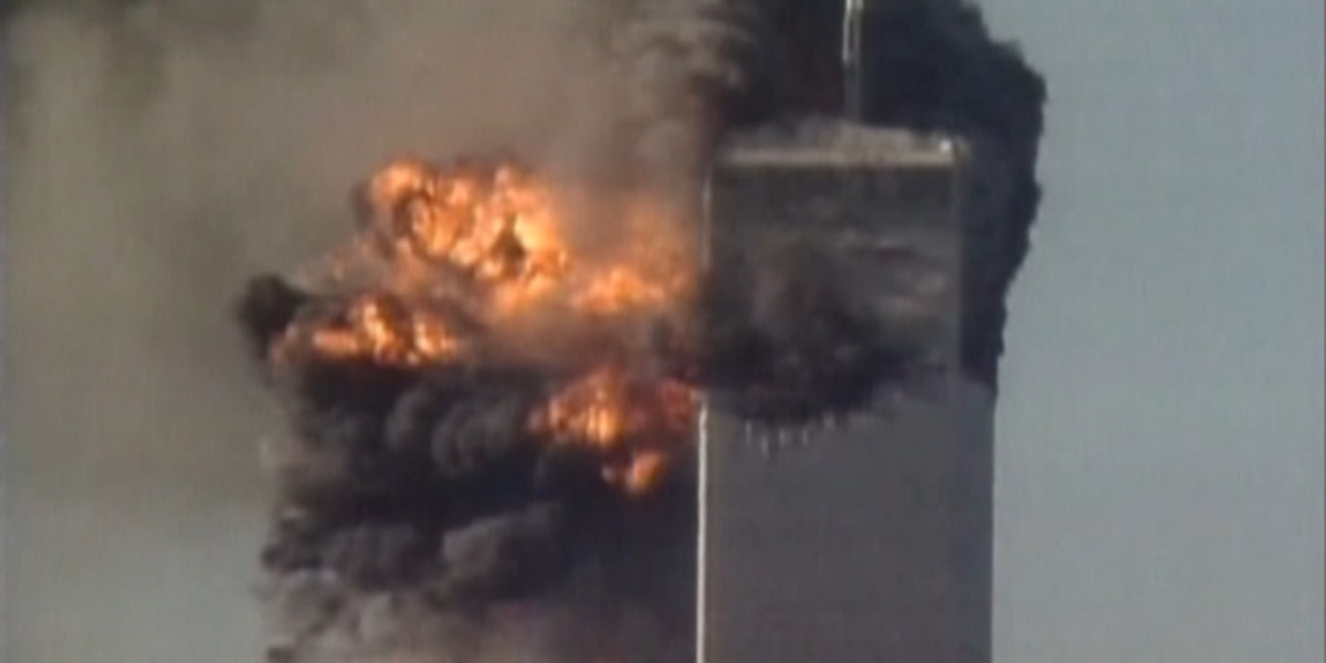 9/11 Survivor recounts being in South Tower when plane hit