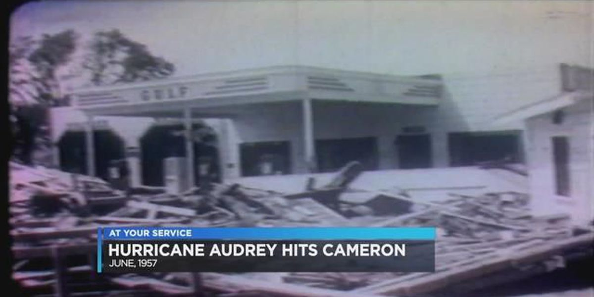 61 years ago today, Hurricane Audrey devastated SWLA