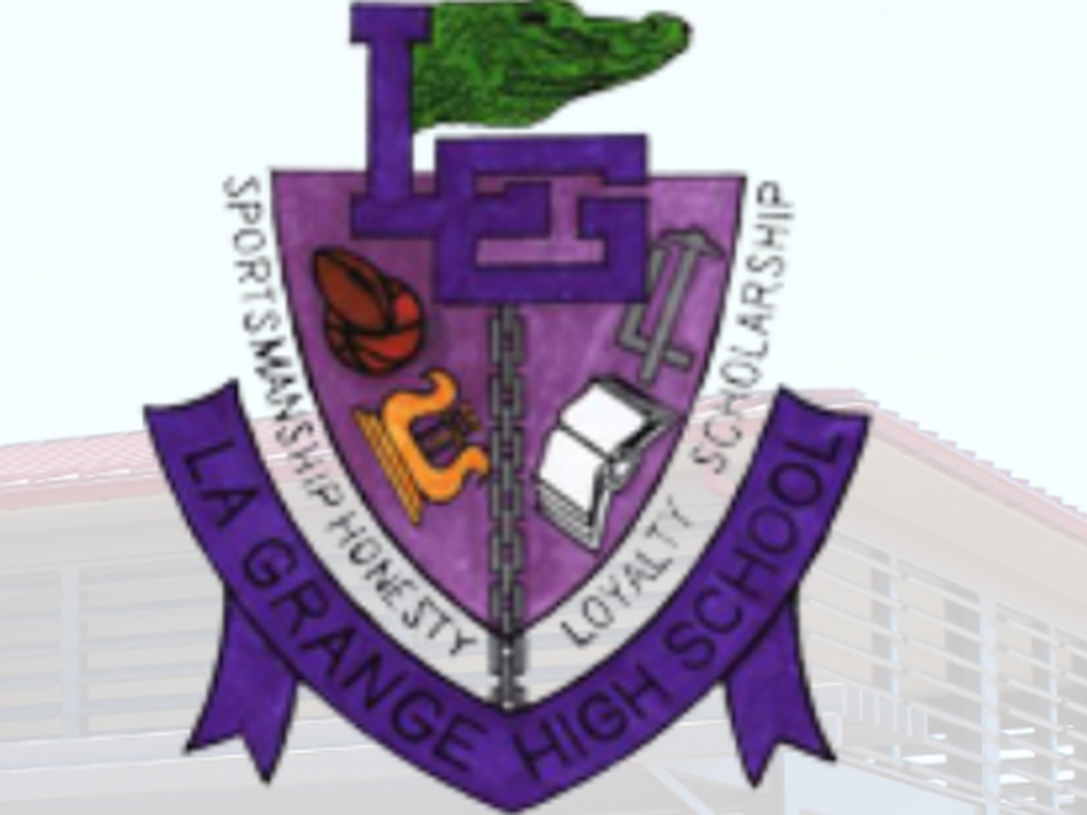 Gun confiscated from student at LaGrange