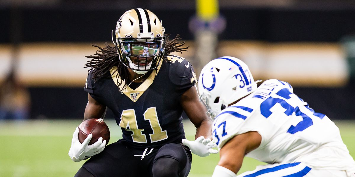 Kamara, Thomas return to Saints' active roster