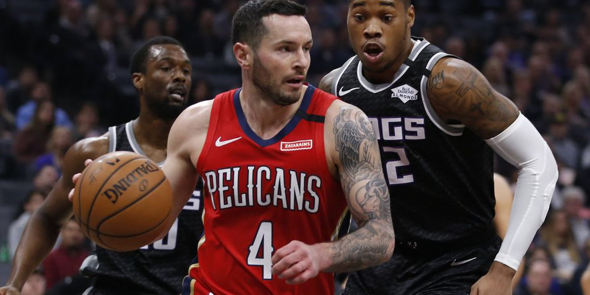 Pelicans trade JJ Redick and Nicolo Melli to the Mavericks