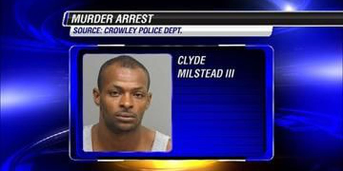 CROWLEY MURDER ARREST-LEX D