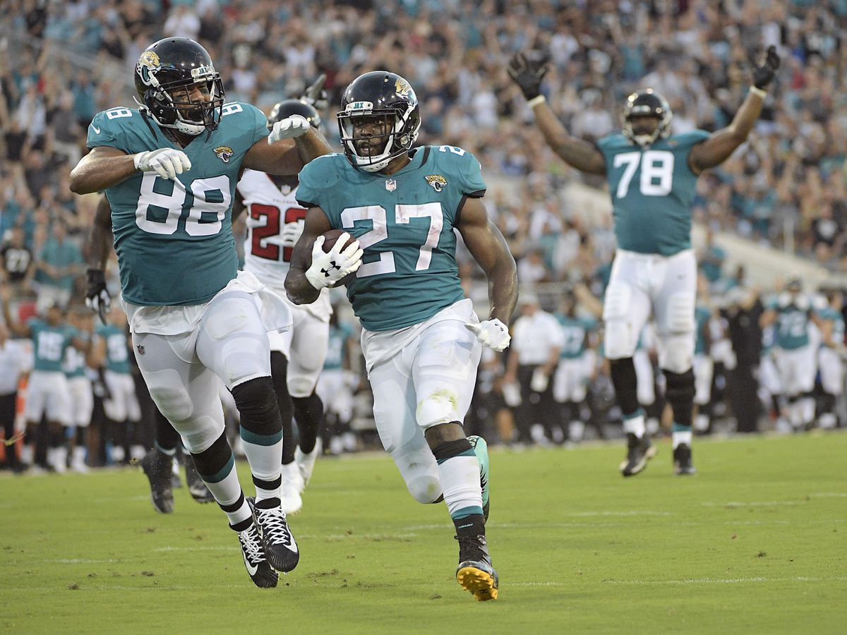 Former Tiger Leonard Fournette meets with Jags 'to clear the air'