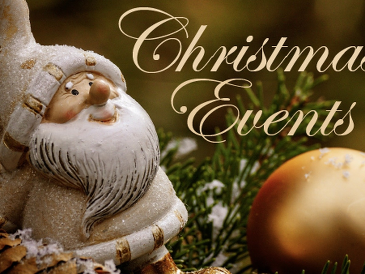 Christmas events in Southwest Louisiana