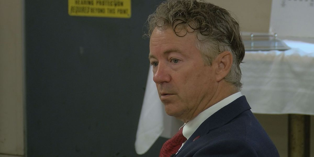 GOP Sen. Rand Paul blocks bill to boost 9/11 victims fund