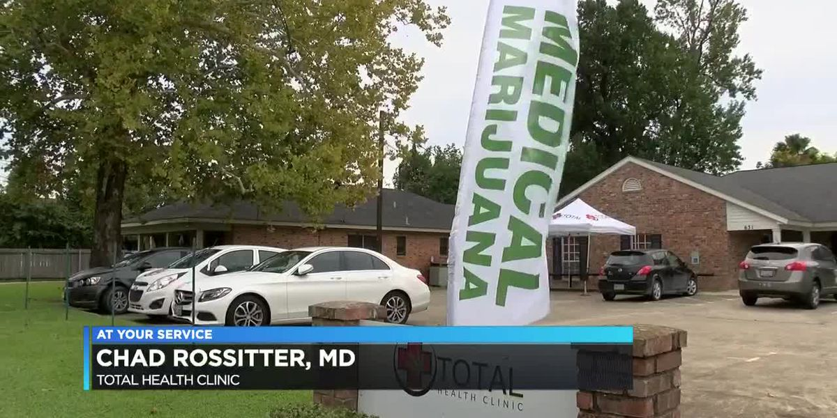 First Medical Marijuana Health Clinic in Lake Charles
