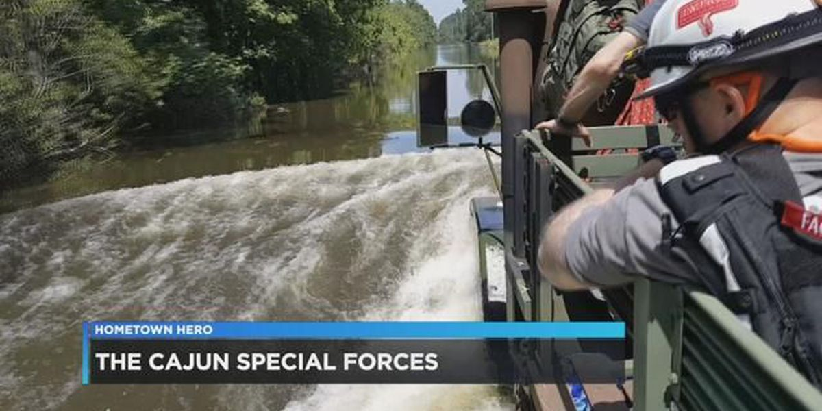 Hometown Hero: Kip Coltrin and The Cajun Special Forces