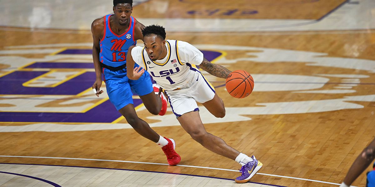 Smart leads No. 22 LSU over Ole Miss as the Tigers remain unbeaten in SEC play