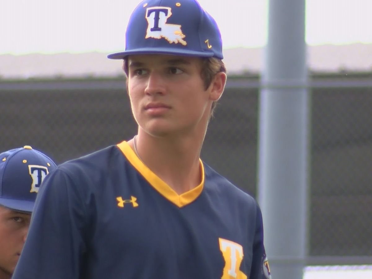 Sports Person of the Week - Parker Morgan