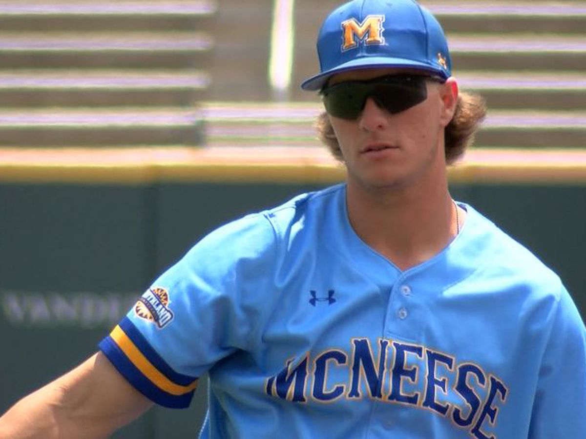 McNeese's Maxwell named ABCA Gold Glove finalist