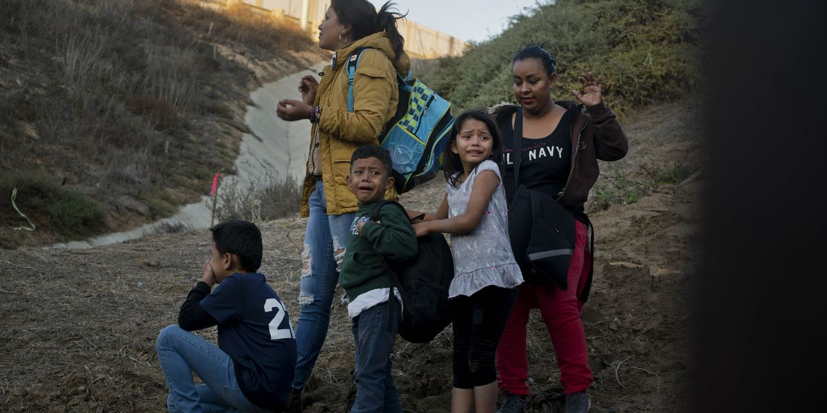 Watchdog: Government may have separated many more children from migrant families