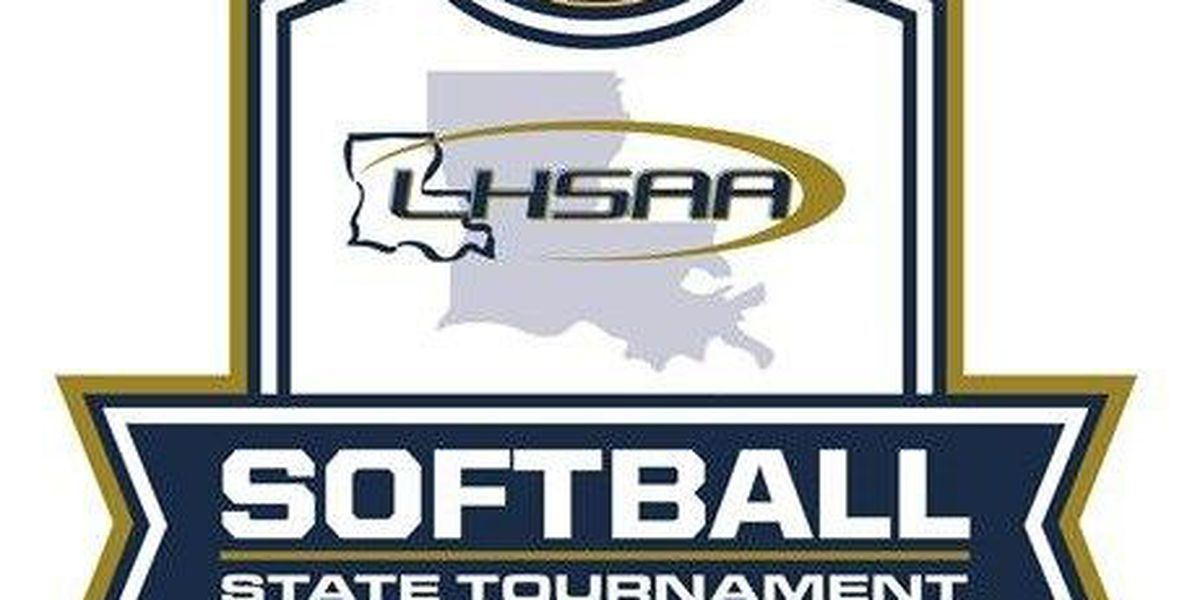 LHSAA releases 2018 softball playoff brackets