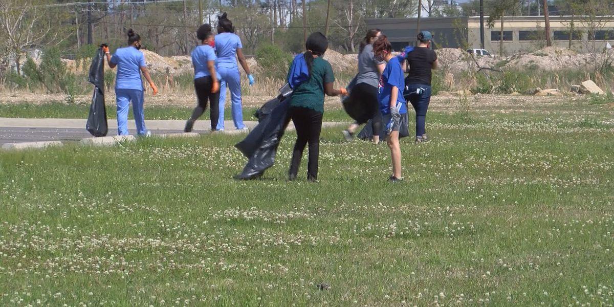 Successful city-wide spring clean event turns into parish-wide initiative