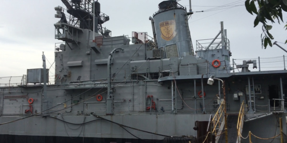 USS Orleck passes major hurdle towards potential move to Jacksonville