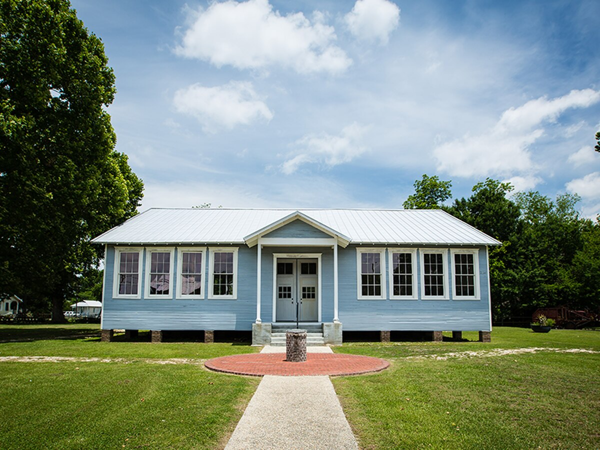 Heart of Louisiana: Rosenwald School in Donaldsonville