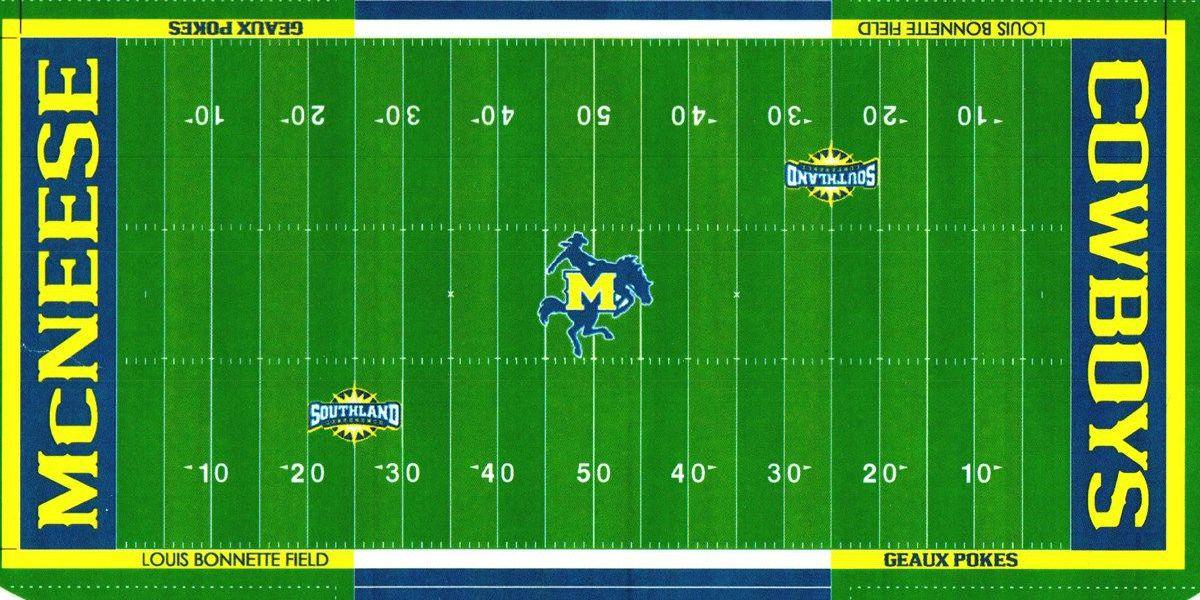 McNeese's Cowboy Stadium to get new turf