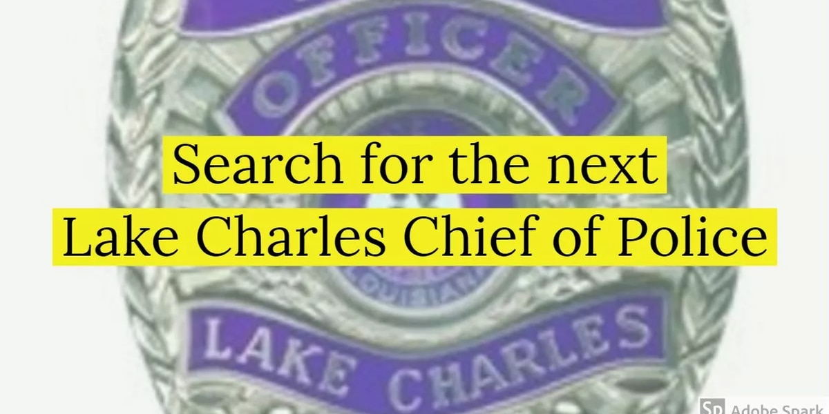 9 applicants for Lake Charles Police Chief take civil service exam