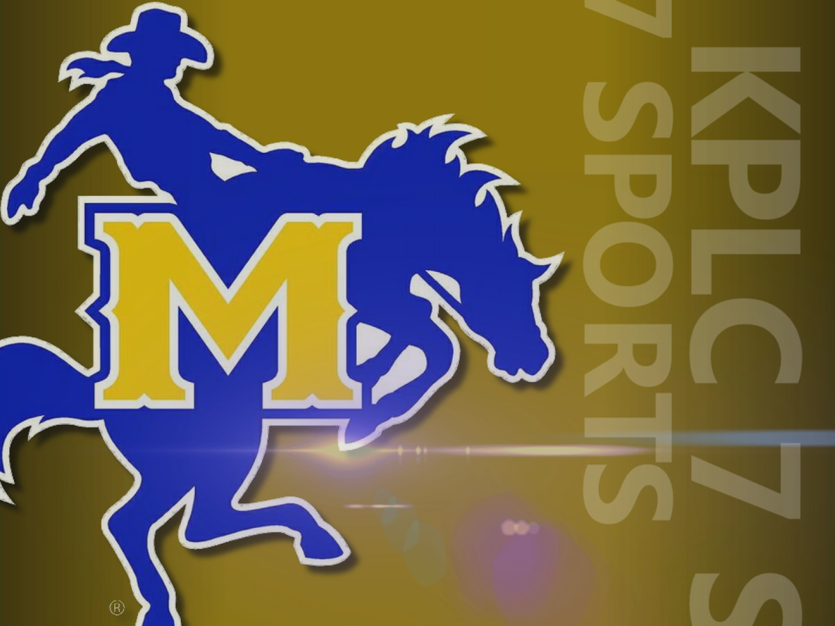 McNeese's Heaven Terrell wins long jump at Louisiana Classics