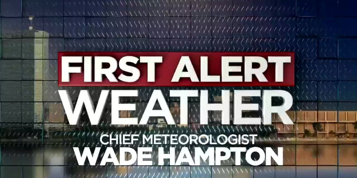 KPLC First Alert Forecast Nightcast: Wednesday, August 21, 2019