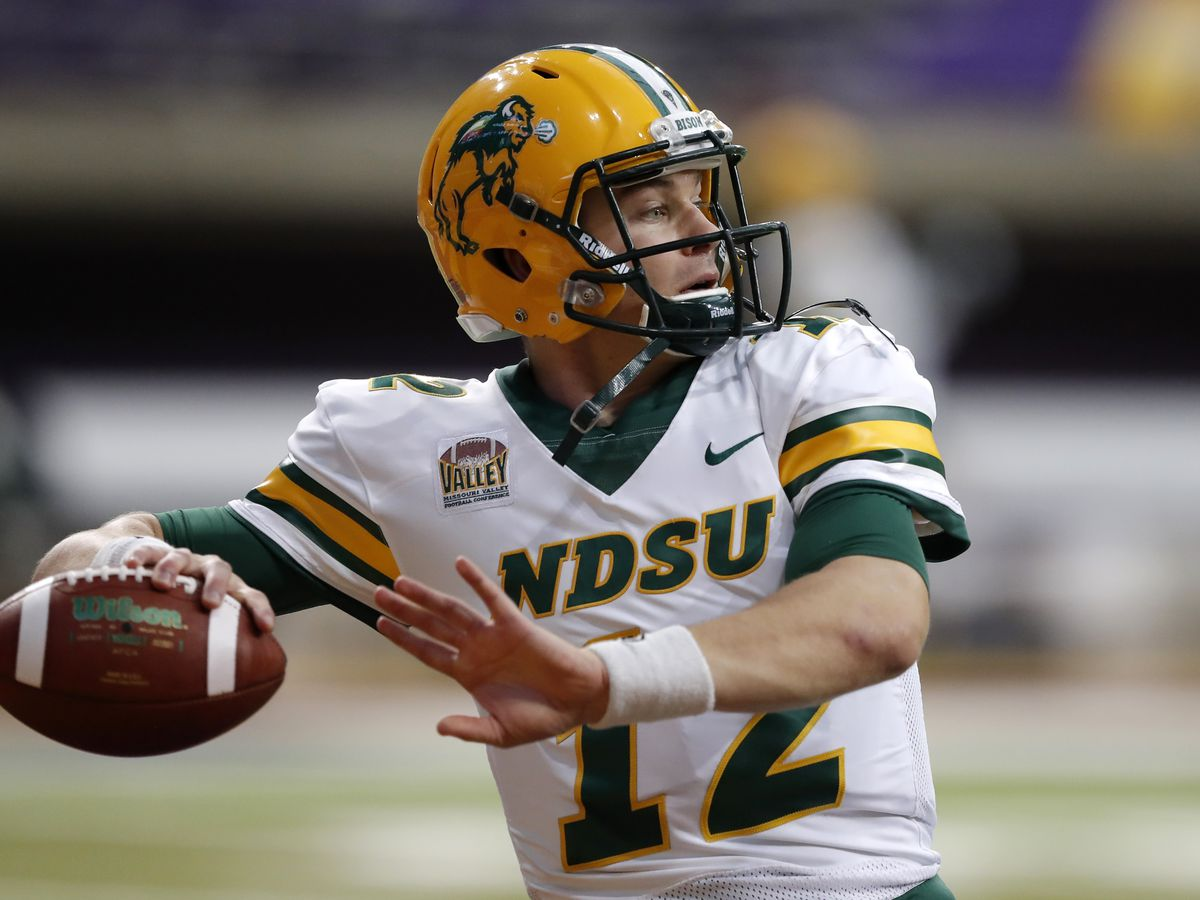Stick, North Dakota State highlight AP FCS All-America team