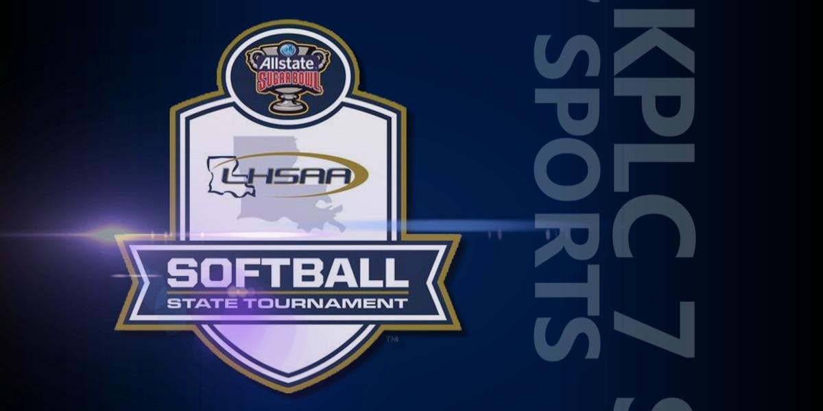 LHSAA releases 2019 softball playoff brackets
