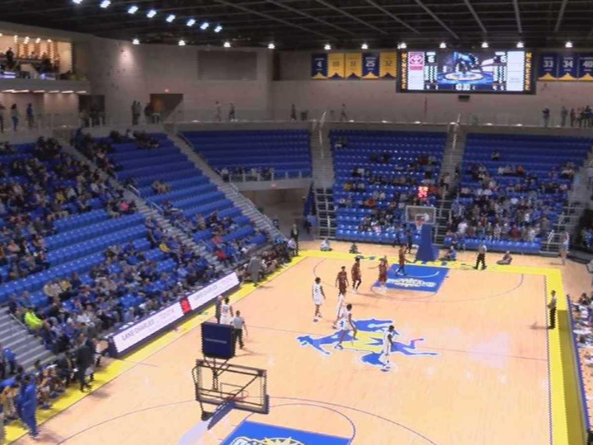 New, $40 million McNeese arena now open