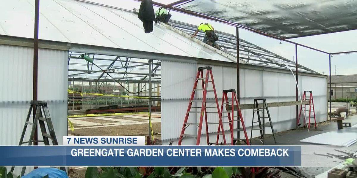 Greengate Garden Center makes comeback