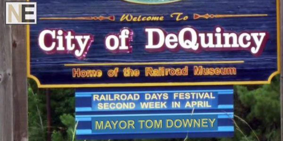 DeQuincy targeted by fake news site ... again