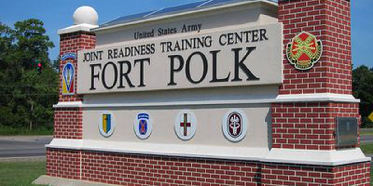 Army Reservist killed, 11 injured in Fort Polk training accident