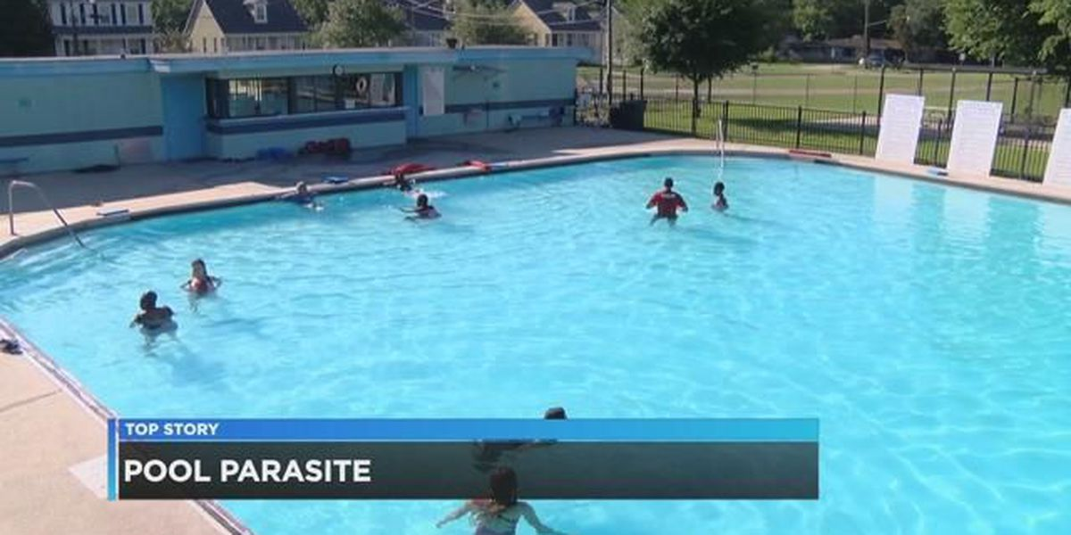 CDC warns of parasites lurking in public pools