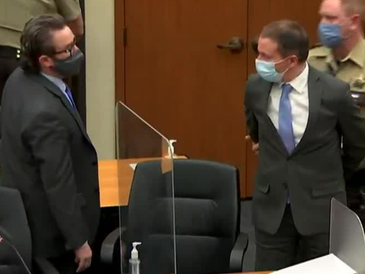 Nielsen: At least 22.8 million watched Chauvin verdict