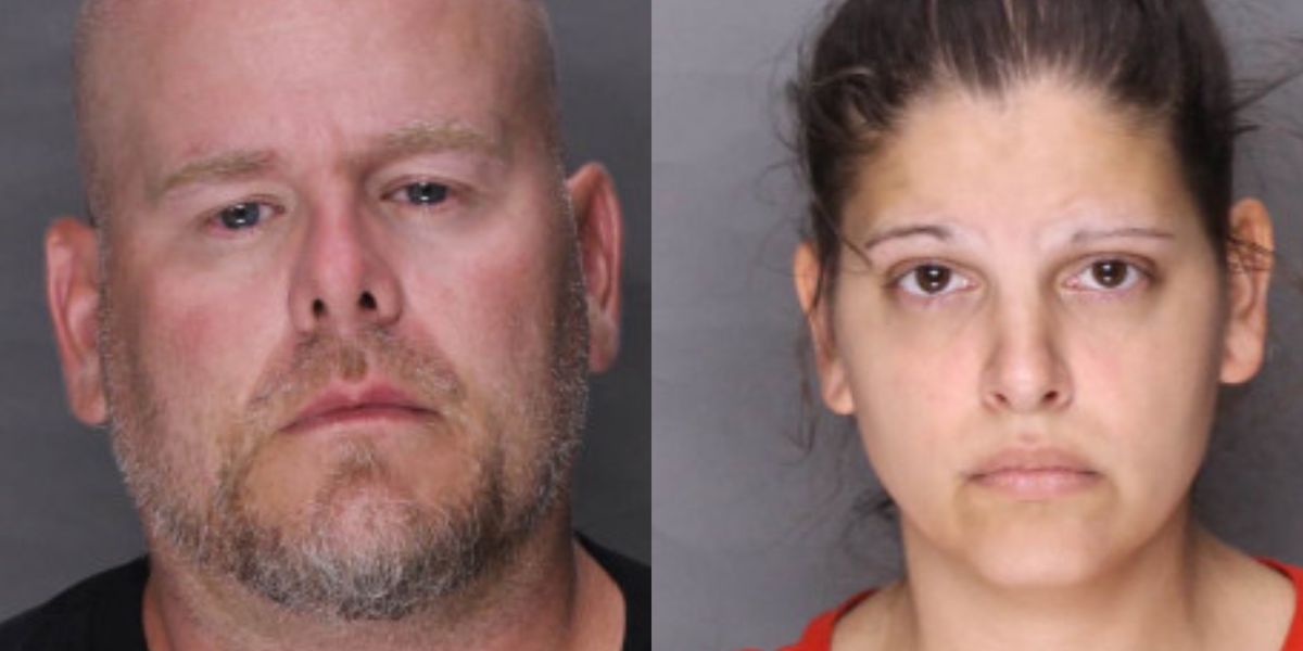 Pennsylvania boy dead in own filth in locked room; dad, fiancee charged