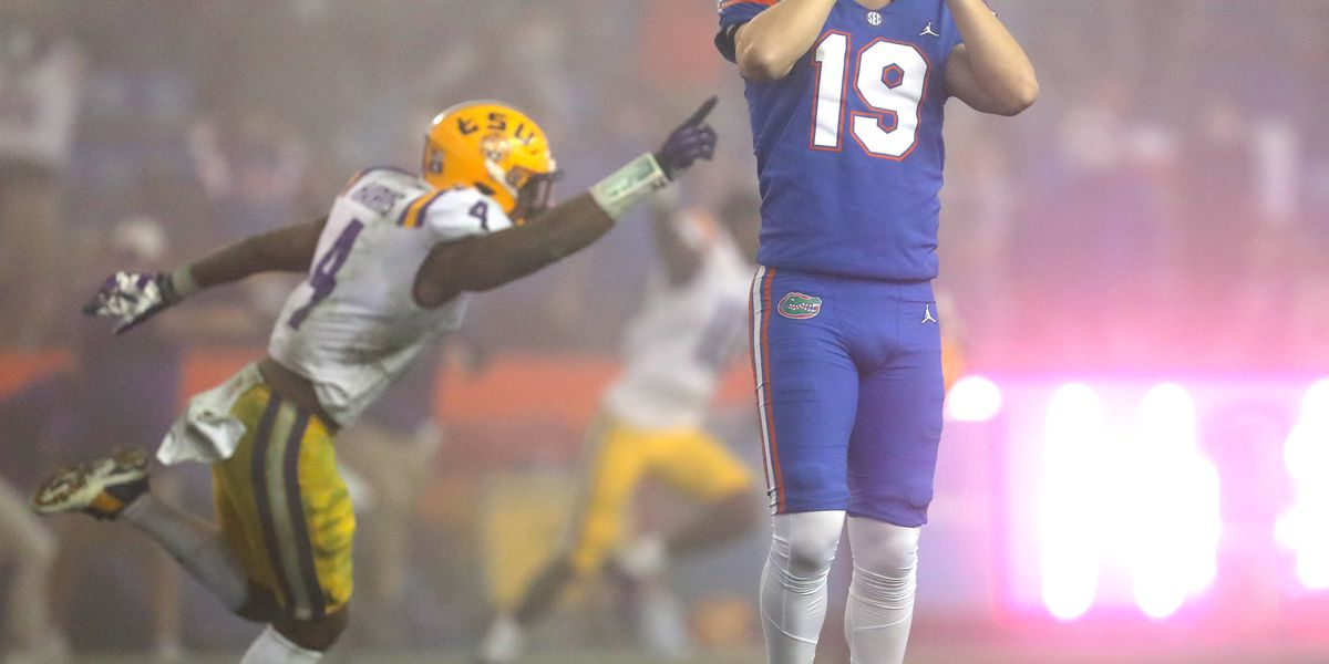 LSU 'stood up and fought' against adversity at Florida
