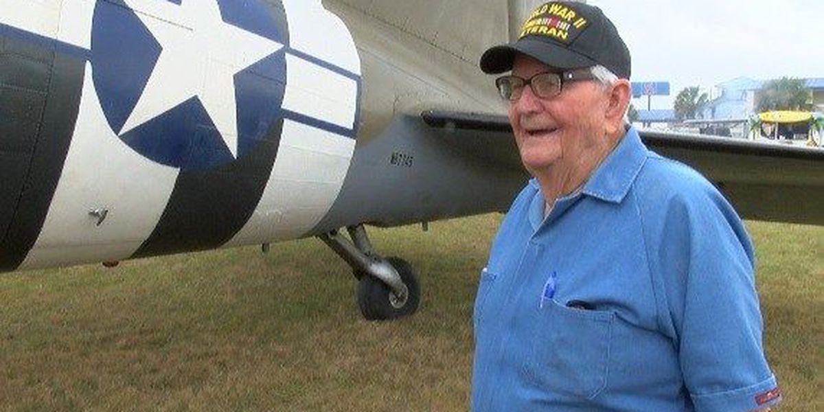 Company offers all-expenses paid trip for World War II veterans