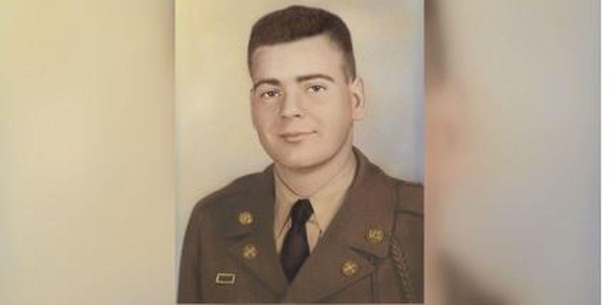 Local Korean War veteran finally gets military funeral
