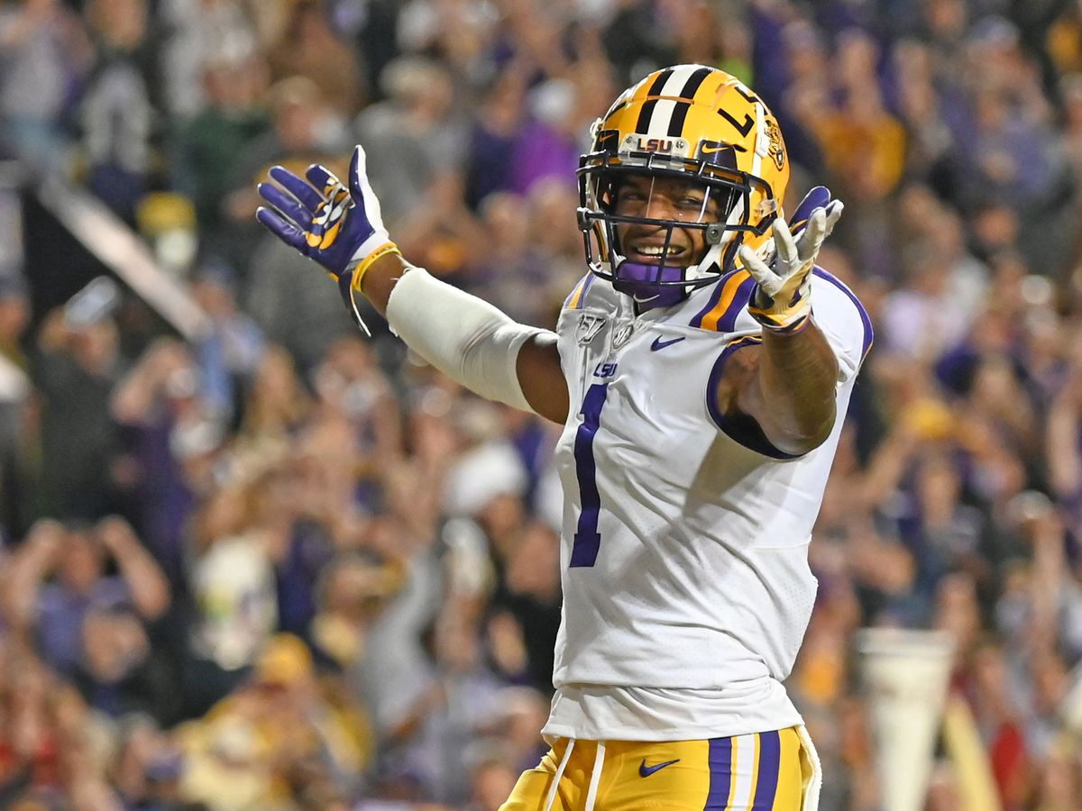 LSU maintains No. 1 spot in latest College Football Playoff rankings