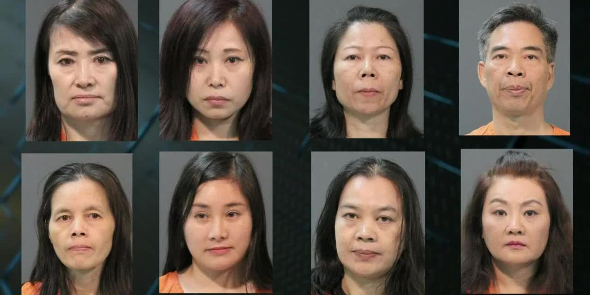 Multiple arrests made in Lake Charles prostitution sting