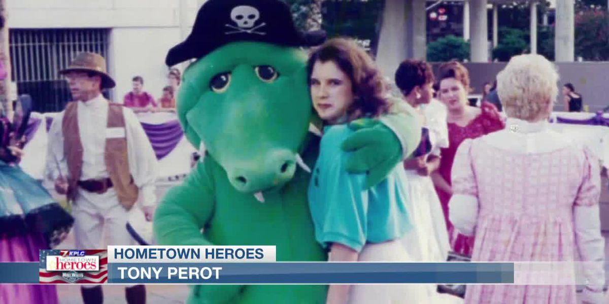 Hometown Heroes - Tony Perot