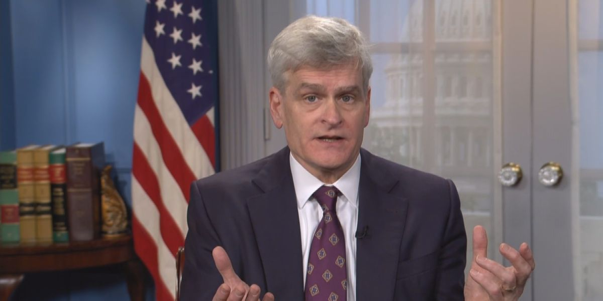 "Cassidy on impeachment: ""I am not going to pre-judge, I am going to listen to the evidence."""