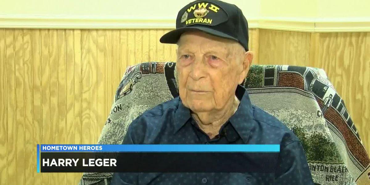 Hometown Hero - Harry Leger