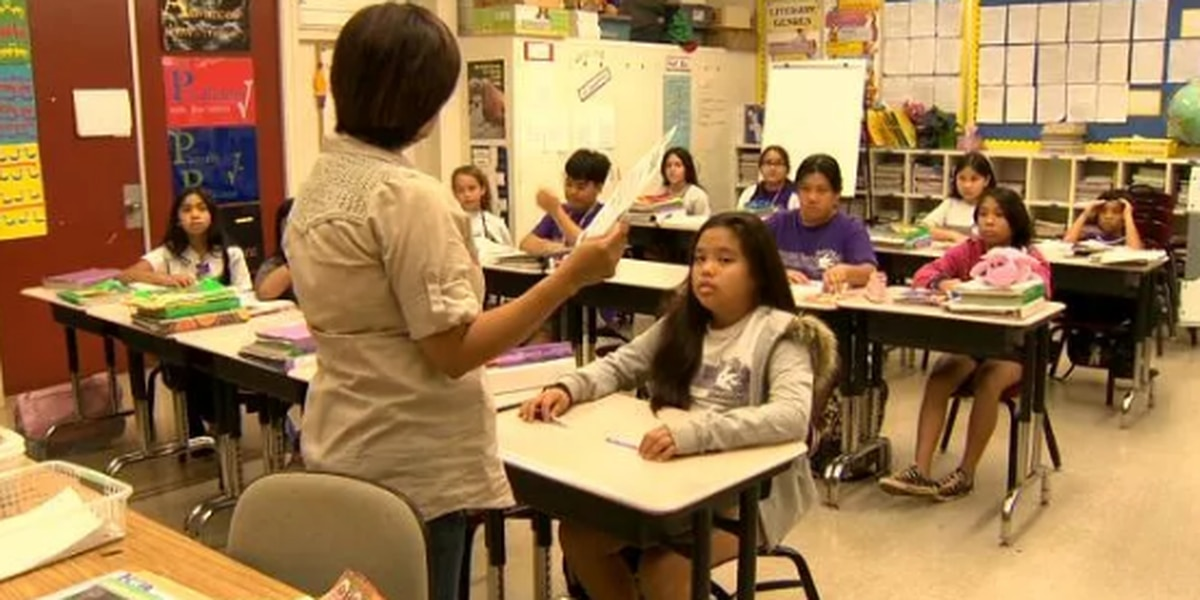 Veteran public school teachers could get a big one-time salary increase