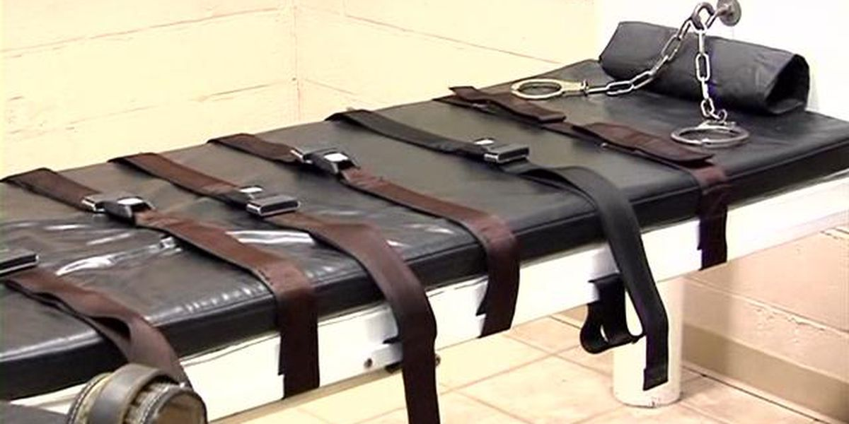 Death penalty constitutional amendment vote taken up in Louisiana Senate