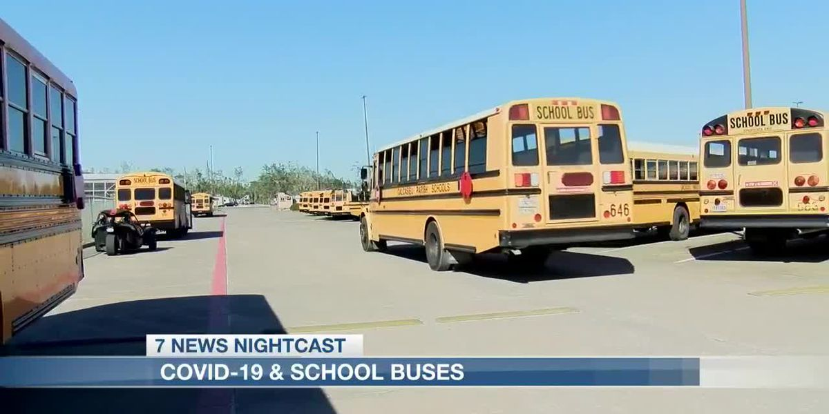COVID-19 and school buses