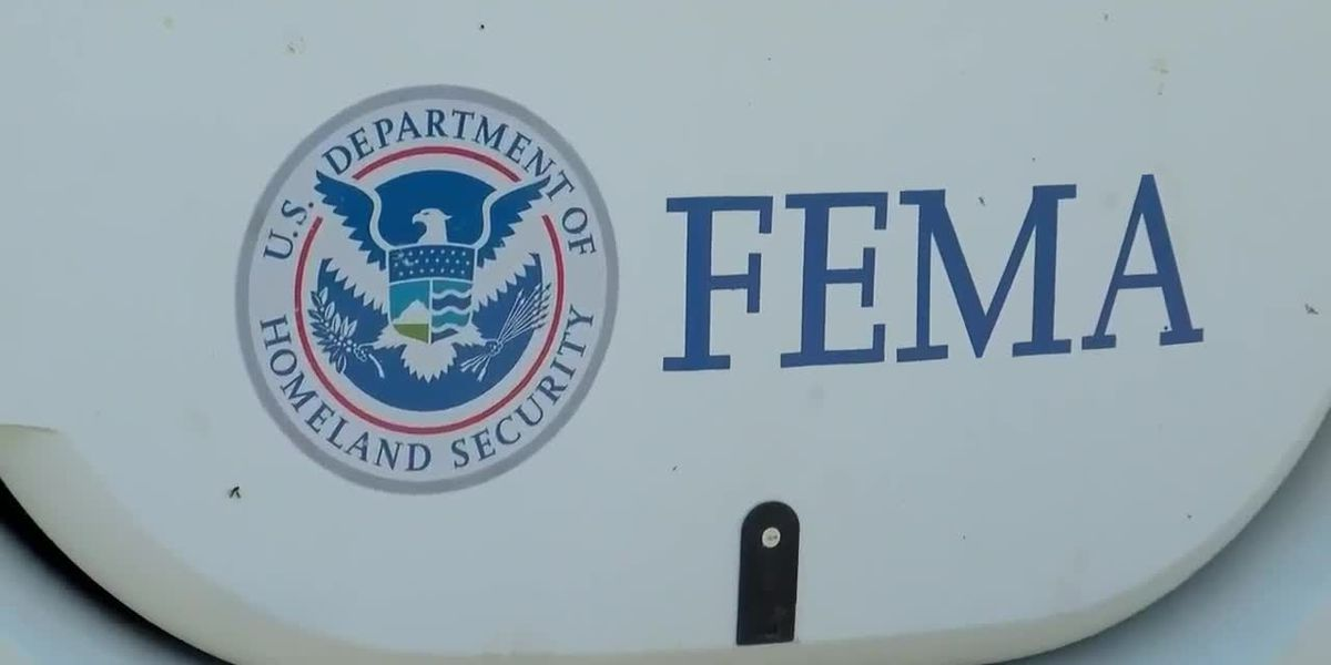 FEMA installs first temporary housing in Calcasieu Parish