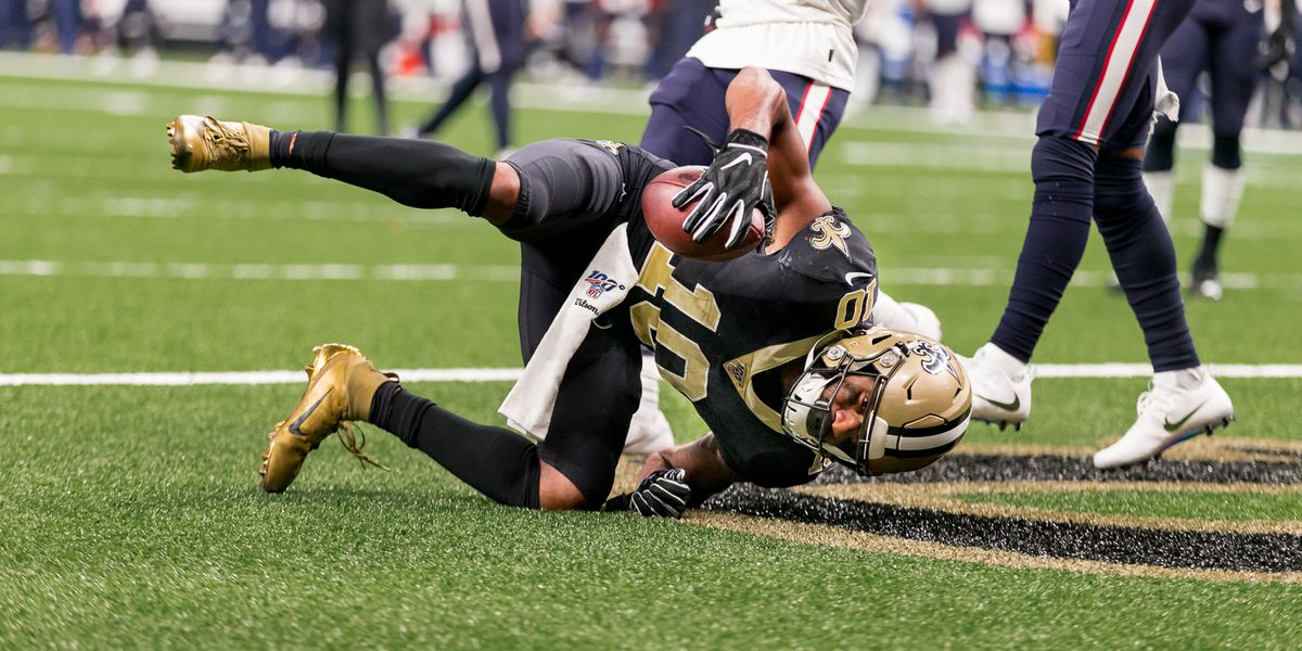 Brees, Smith, and Clapp ruled out for Saints-Cowboys game