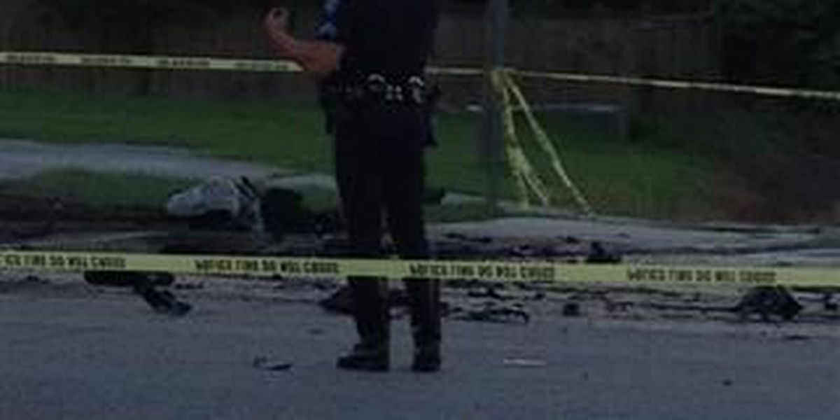 Victim identified in fatal motorcycle accident