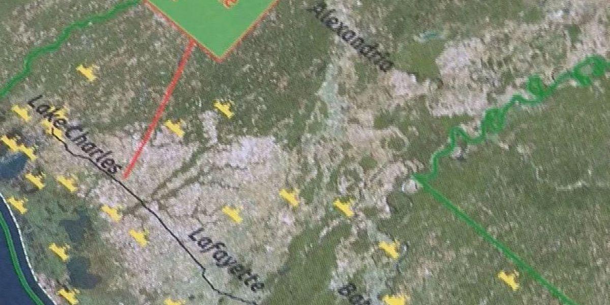 Congressman: Bayou Bridge Pipeline approved